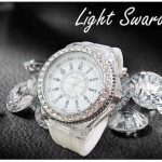 Часы Light Swarovski