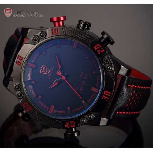 Часы Shark Sport Watch SH265 красные
